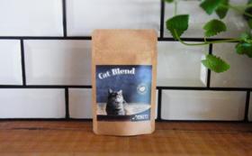 【猫サプリ付き】猫用ハンモックと、コーヒーチケット5枚綴り