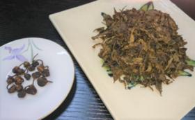 50日発酵の阿波晩茶&ファーム松下のオリジナル商品「福玉茶」