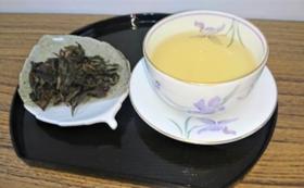50日発酵の阿波晩茶