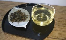 40日発酵の阿波晩茶