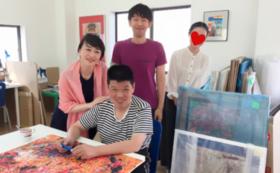 【障がい × アートプロジェクトを全力応援コース】