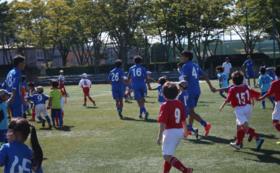 H 【公式ファンクラブ0期会員証】部員とサッカーをして楽しみましょう<団体向けプラン>