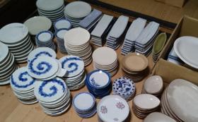 【貴重なデットストック】寿ゞ家で使われていたビンテージの食器類
