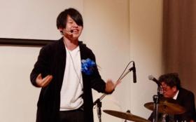 【応援ありがとう】手話シンガー・安藤一成のライブチケット(ペア)+CD&DVDのジャケットに名前記載