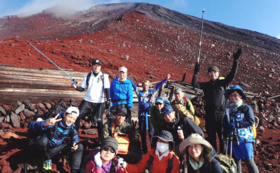 富士登山に挑戦2018 全力応援プラン50