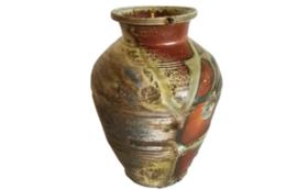 《世界一の登り窯実現へ!ラストスパート応援》【限定4点】自然釉 壺