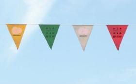 【参加して応援!】みしま未来研究所に飾る三角旗の1枚をデザイン!