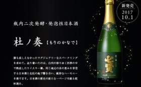 【山梨特産品で応援!】七賢スパークリング日本酒