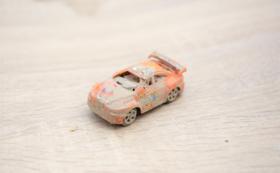 被災地が届く:トミカなどの車