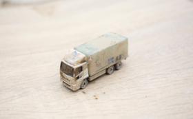 被災地が届く:トミカ(トラック)