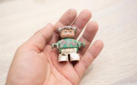 *被災地が届く:レゴ(人形)