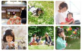【限定5名】プライベートフォトセッション  家族写真の撮影