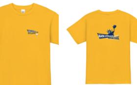 RSBのTシャツを着て応援!