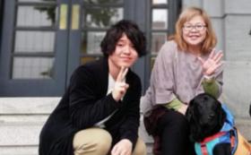 【応援ありがとう】安藤親子&聴導犬アーミがあなたの町へ!講演に伺います。
