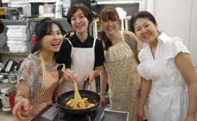 銀座料理教室体験コース受講プラン!