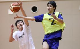 大人のバスケットボール教室参加券