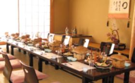 【感謝の気持ちを込めて】料亭・割烹旅館 岡屋で催す桜の宴(10名様1組)