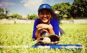 ニカラグア女子野球応援コース【スポンサー権+プロジェクトDVD付き】