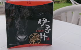 宇和島の美味しいご飯とお供1種