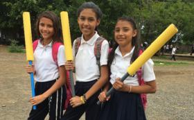 ニカラグア女子野球応援コース【プロジェクトDVDプレゼント+ニカラグア限定Tシャツ】