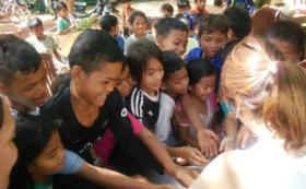 カンボジアの現状を見てみたい!カンボジアで学ぶ4日間の旅 〜孤児院へ物資を届け〜