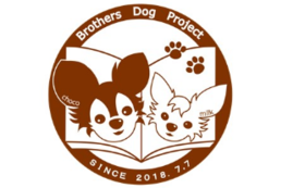 「Brothers Dog」オリジナルロゴステッカー(Original logo sticker)