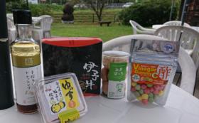 宇和島の美味しいご飯とお供3種とオヤツ2つ