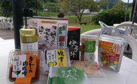 宇和島の美味しいご飯とお供5種とオヤツ3つ