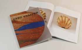【サポーターコース|オリジナルグッズで応援】陶芸家ゲルト・クナッパー作品集