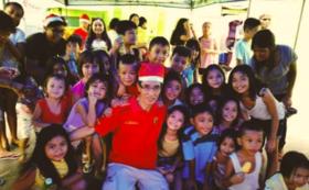 【応援コース】フィリピンの子どもたちへ。