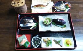 【クラウドファンディング限定】さぎり屋にてアラレガコ料理を堪能!
