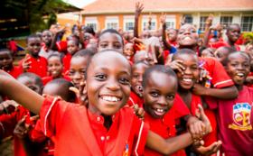 ウガンダへの教育派遣の滞在費