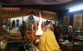 八面山神護寺にて満喫プラン