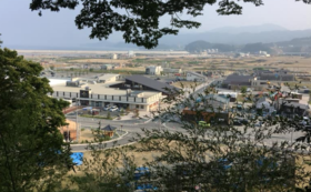 Fコース:陸前高田ツアー付き