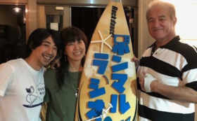 佐藤圭が描く似顔絵とホンマルラジオ湘南局30分番組への特別出演権