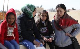 ★全額がシリア難民キャンプ運営費に使われます
