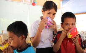 【シルバー応援隊】笑顔あふれる児童養護施設建設を応援!