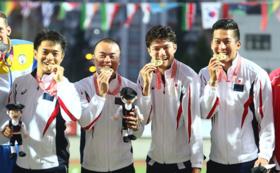 【選手を応援!】金メダルコース