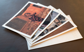 【ネパールへ支援のバトンを!】プロジェクト写真入りポストカード
