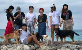 <一緒に実現!>わんにゃんパークメンバー〜オリジナルTシャツ〜