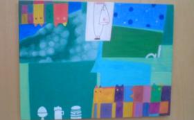 「小さな森の和美術館」所蔵作品を一つお送りいたします!②