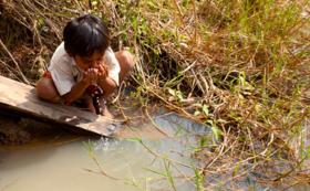 \\120の貧困家庭に綺麗な水を届ける大きな力に!//最新情報を密着フォロー