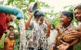 【ゴールドサポーター】カンボジアの隅々まで安全な水を!