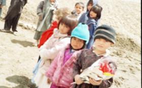 【アフガニスタンからのお土産も】アフガニスタンの耳の聞こえない少女ディバさんが音を取り戻すためのご支援をお願い致します