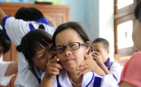 【応援ありがとう】子どもたちからのお手紙+ベトナムのしおり、コーヒー豆
