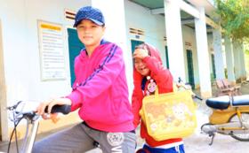【応援ありがとう】子どもたちからのお手紙+ベトナムのしおり、ロータスティー