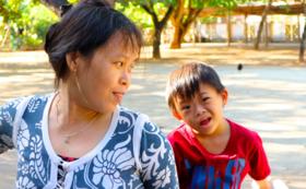 【応援ありがとう】子どもたちからのお手紙+ベトナムグッズセット