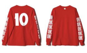 【クラウドファンディング限定】10匣1st Collection ロンT