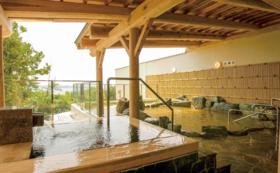 【みなべ町堪能コース】星空ツアー+温泉宿での宿泊 ペアご招待