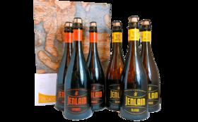 ReadyFor限定。こだわりのフランスビール、大瓶6本セット